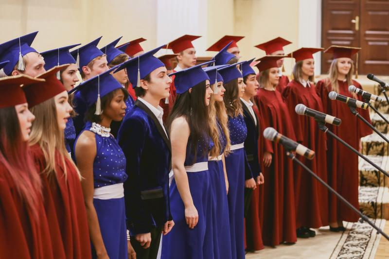 Поздравления студенту-выпускнику